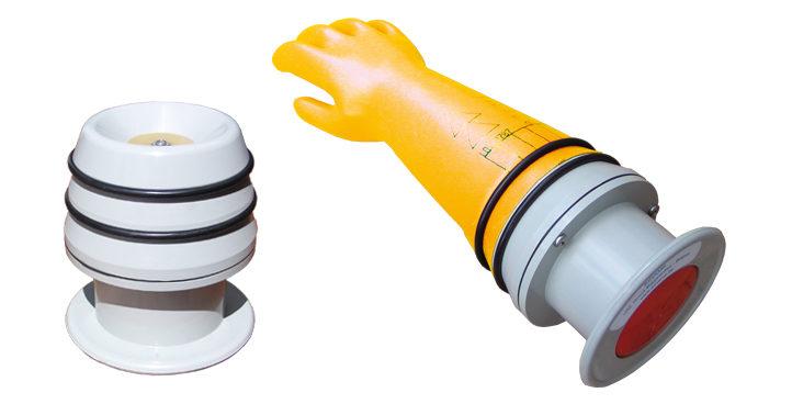 Pneumatic glove tester
